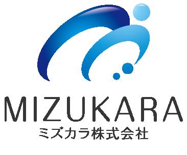 ミズカラ株式会社,ロゴ