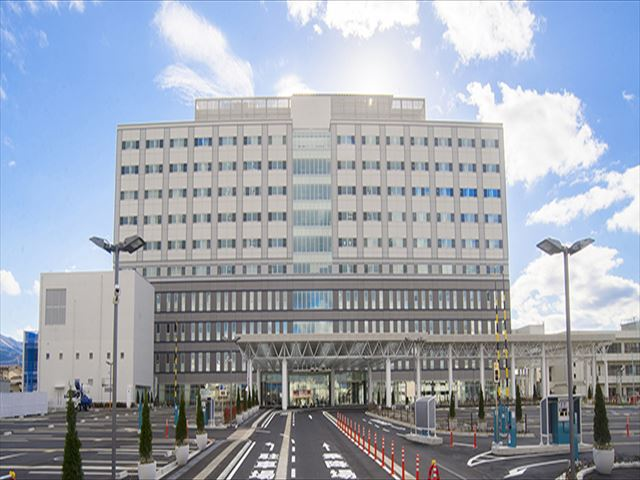 一般財団法人竹田健康財団 竹田綜合病院様
