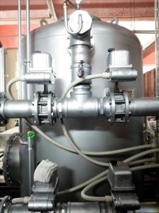 大手食品工場様 井水ろ過設備導入